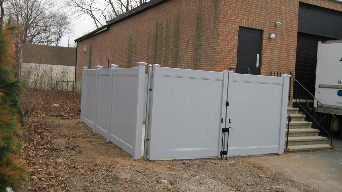 decorative commercial fencing